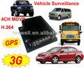 """En - vehículo"""" negro caja"""" camiones y la cámara del coche/de vídeo/gps móvil de grabación dvr grabadora de sistemas"""
