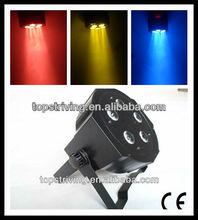 disco lights 3 in 1 rgb led dmx par light cheap led flat par