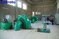 Kaplan turbina / small francis turbina de água / francis turbina eficiência