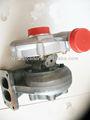 Wd615 motor turbocompresor parte para weichai motor diesel,/p n: 61561110223b