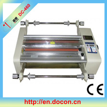 HOT&COLD roll laminating machine