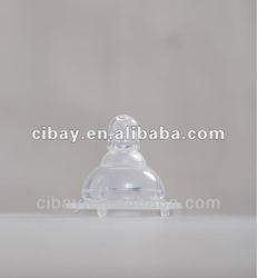 Large baby feeder nipple