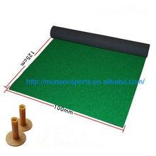 driving range golf mat practice golf driving mat artificial grass rubber mat