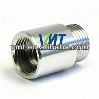 threaded union nut bsp male female nut