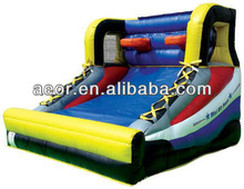 New design inflatable basketball game for sale