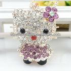 Hello Kitty Fashion Rhinestone Necklace FN230-1