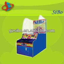 GM3326 attractive 2013!! kids basketball,Crazy Fun Street Basketball arcade machine,amusement equipment