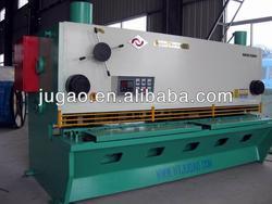Metal sheet QC12Y-55X10000 hydraulic shearing guillotine shear