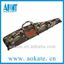 Outdoors high quality military camo gun bag