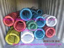 DIN 17223 standard 2.2mm spring steel wire for mattress making