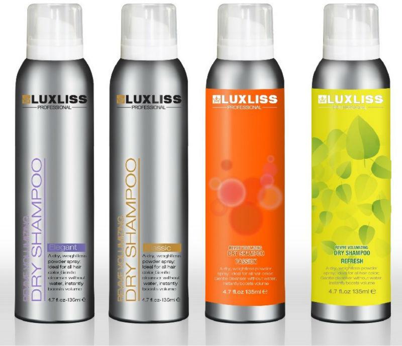 LUXLISS dry shampoo
