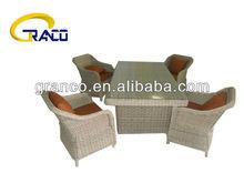 Granco KAL510 2012 hot sale outdoor wicker table set