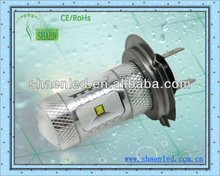 h3/H7 brightness 2012 popular Manufactured Car auto led light