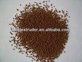 flutuante peixes pellet feed planta de produção