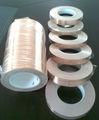 condutor de cobre da folha de fita adesiva para blindagem emi