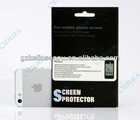 Hot sale Easy application ultra clear lcd screen protectors for iphone 5