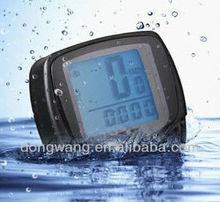 New design high quanlity waterproof wireless bike computer,electronic speedometer