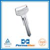 high quality car key blank brass material