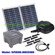 Solar Fish Pond Pump (SPB50-801210D)