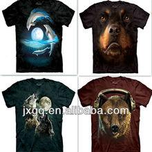 TvR-53 bulk 3d tshirt 3d animal t-shirts t-shirts with 3d animal print 3d tshirt