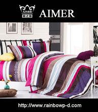 print cotton thick comforter bedsheet