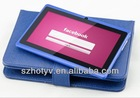 HOTYV Allwinner A20 android tablet pc 7 inch android 4.2 with dual camera