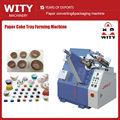 Automatique papier Muffin Machine de coupe