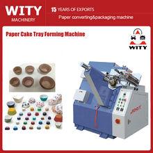 Automatic Paper Muffin Cup Machine