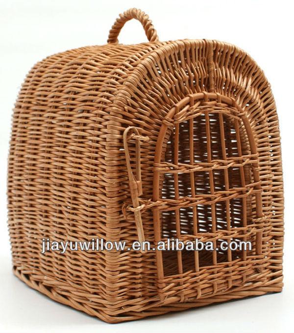Handmade Wicker Dog Basket : Handmade wicker cat or dog basket buy hot
