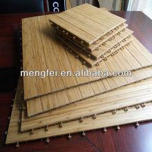trade show bamboo flooring