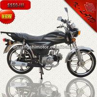 2012 new style motocicletas 50cc baratas (SS70-III)