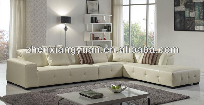 Ecke 2013 moderne l form sofaim wohnzimmer setzt for V shaped living room
