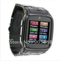 2013 new watch phone TW810 Dual Sim Card Wifi Wrist Watch Cell Phone