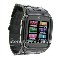 2013 new watch phone TW810 Dual Sim Card Wifi Wrist Watch Cell Phone
