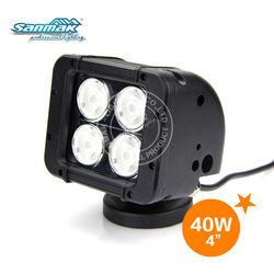 40W Off Road Led Light Bar,Led Worklights, Led Driving Lights SM6027-40