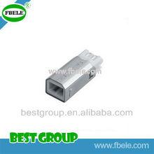 USB/B Type /Plug/Solder/For CablePrice FBUSBB1-103
