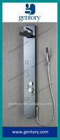 rainfall electric shower head Bathroom product Stainless ACS shower head S010