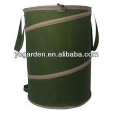 pop up bag with cover and three handles