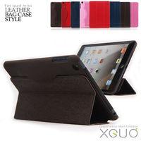 For ipad mini case smart leather cover whole sale