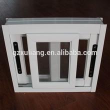 popular style aluminum sliding window in China