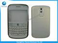 Pièces de rechange d'origine pour blackberry bold 9000 logement pleine couverture complète, couvercle du boîtier pour blackberry bold 9000