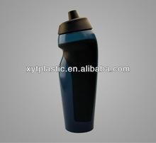 Promotional squeeze plastic sports water bottle 600ml