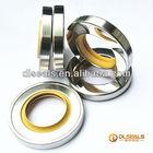 PTFE lip rotary shaft oil seal