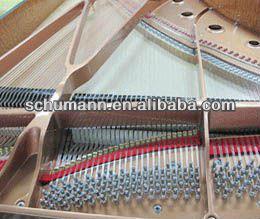 Musical Instrument White Grand piano GP-212
