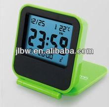 travel clock/promotion travel clock/Digital Travel Alarm Clock with EL Back-light