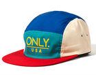 2014 Custom Design 5 Panel Blank Cap For Camp Hat