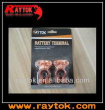 12v Brass Plated Auto Battery Terminal