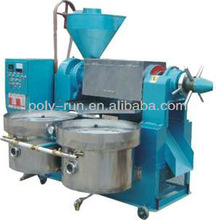 Automatic Temperature Controlled Combined Oil Press (YZYX120WZ)