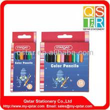 """3.5"""" wooden color pencil"""