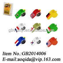 plastic whistle sport whistle sport fans whistle